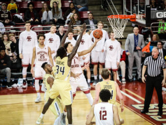 bc men's basketball