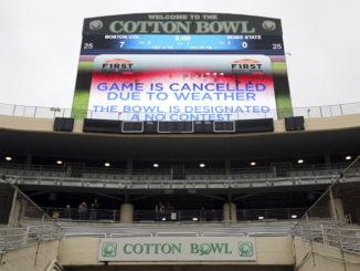 boston college football