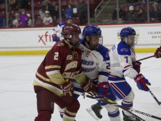 boston college men's hockey