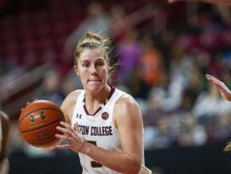 boston college women's basketball