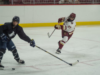 boston college women's hockey