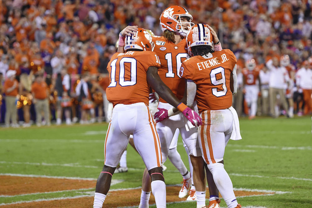 Notebook: Boston College Football Struggles vs. Clemson ...
