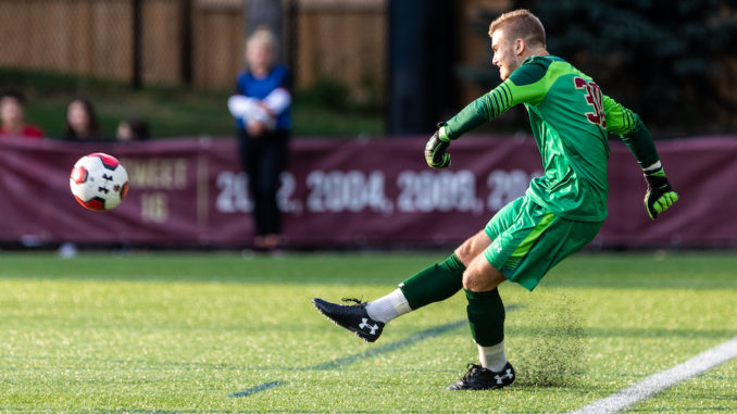 boston college men's soccer