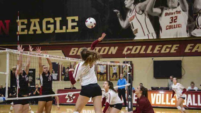 boston college volleyball