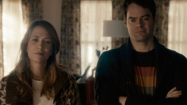 Kristen Wiig And Bill Hader Play It Serious In 'Skeleton Twins'