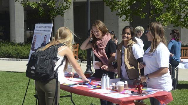 Healthapalooza Looks To Fuel Students With Knowledge, Skills For A Healthy Year