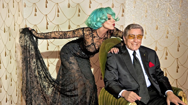 Bennett And Gaga Sing 'Cheek To Cheek' On Jazz Collaboration
