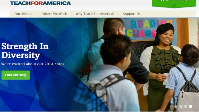 The Problems Facing Teach For America