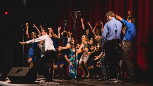 Scenes From Acappellafest 2014