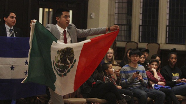 Hispanic Heritage Month Aims To Create A Sense Of Family