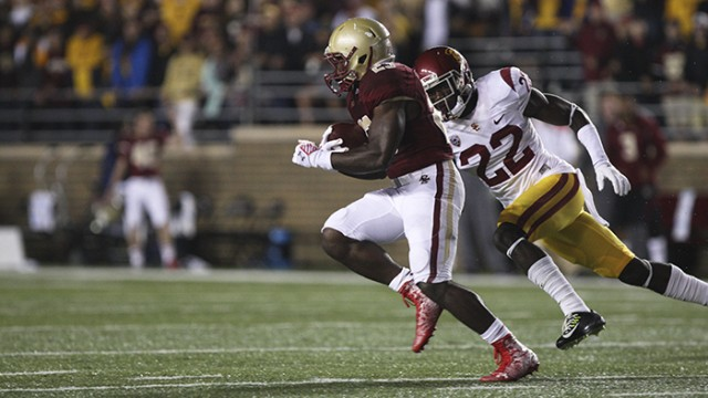 Boston College's Underdog Football Team Has Pulled Off Many Historic Upsets