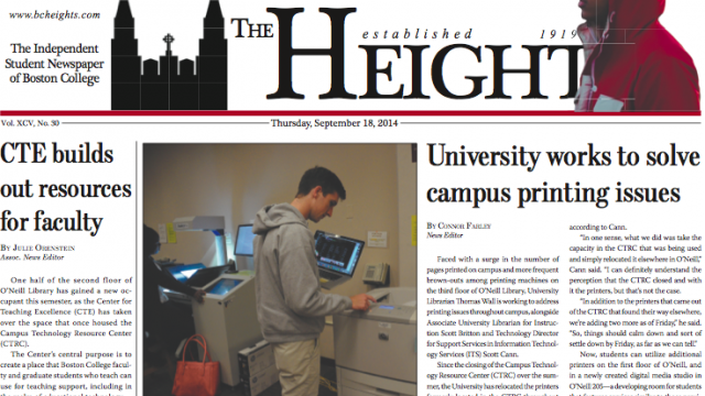 Print Issue: September 18