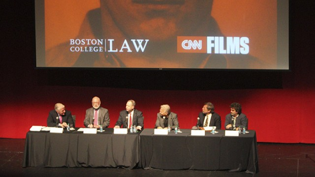 CNN Hosts U.S. Premier of 'Whitey' Documentary at BC