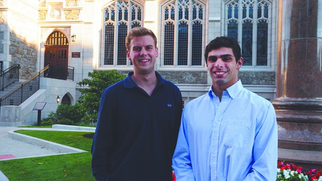 Seniors Launch Startup Aimed To Modify College Application Process