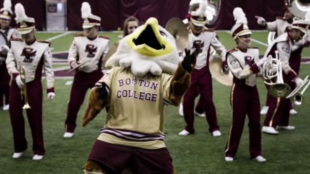 "Why Boston College Doesn't Need Another ""Happy"" Video"