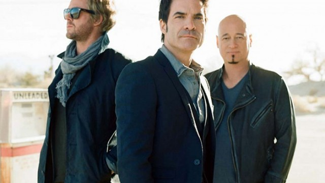 Train Falls Off The Tracks With 'Bulletproof Picasso'