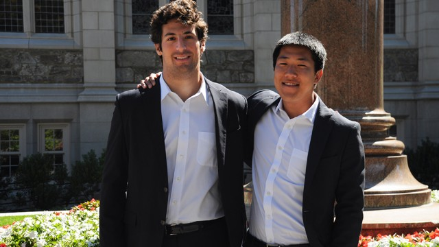 Two A&S Seniors Bring Wall Street To Campus
