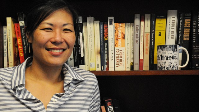 Professor Oh Explores Family Ties, Immigration In America