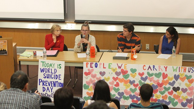 Conversation Can Break Mental Health Stigma, Says Panel