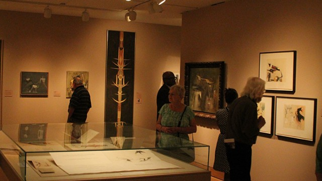 Magic In The McMullen: BC's New 'Wifredo Lam' Exhibit