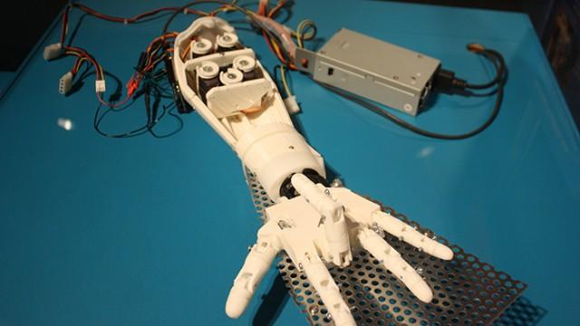 MIT Museum Displays Student Inventions
