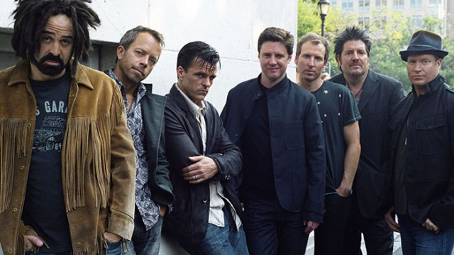 Counting Crows Heads In The Right Direction With 'Somewhere Under Wonderland'