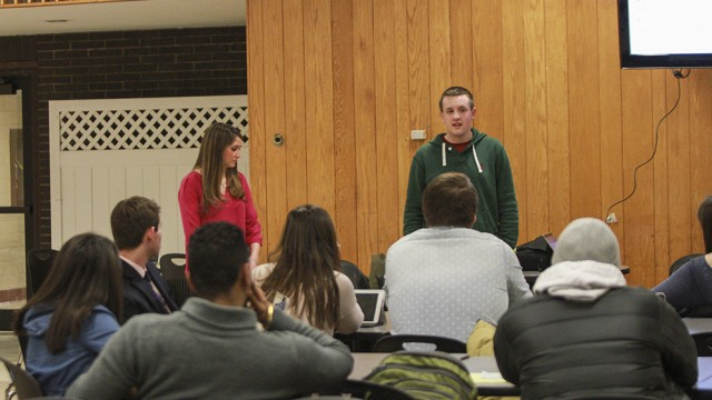 Elections Committee Confirms Three Bids For UGBC President And Vice President