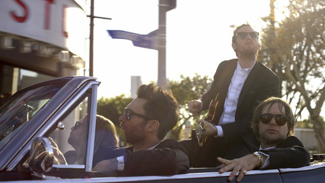 "With ""Sugar,"" Maroon 5 Go Viral In Style"
