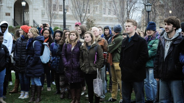 Jesuit Institute Spearheads Semester-Long Initiative On Race In Response To Student Protests