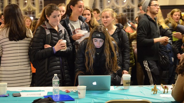 Four New Student Organizations Featured At Involvement Fair