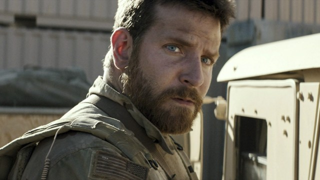 Cooper Has Oscar In His Sights With 'American Sniper'