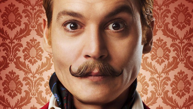 Depp Sinks To New Depths In 'Mortdecai'