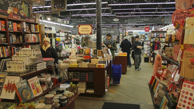 Brookline Booksmith Keeps Historic Charm In Coolidge Corner