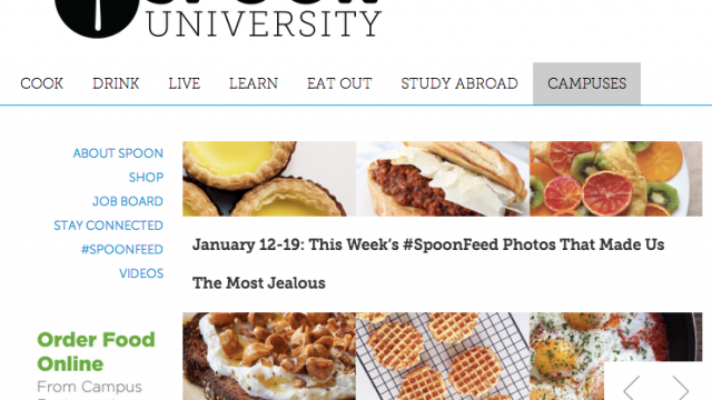 Spoon University Ventures Into BC Food Scene