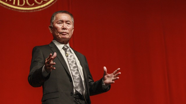 Actor George Takei Addresses Internment During World War II, Work In Gay Rights