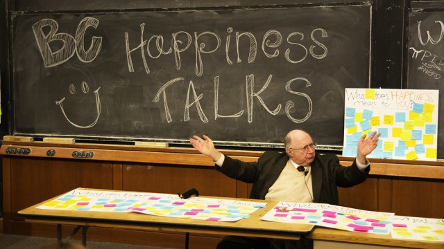 Himes On Happiness: 'Give Yourself Away, Give Joy Away'