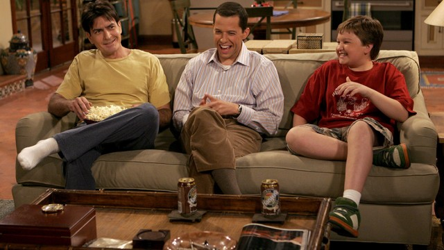 Dropping The House On 'Two And A Half Men'