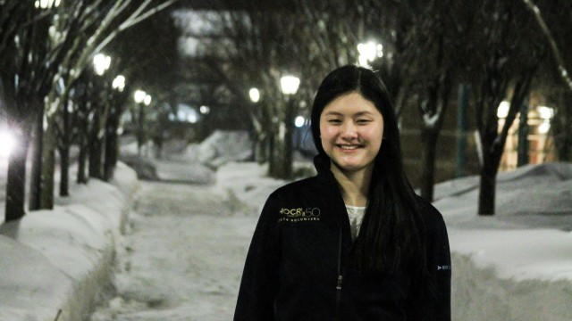 Bridging BC's Gender Gap: Sophomore Lily Peng's Unlikely Path To Women's Activism