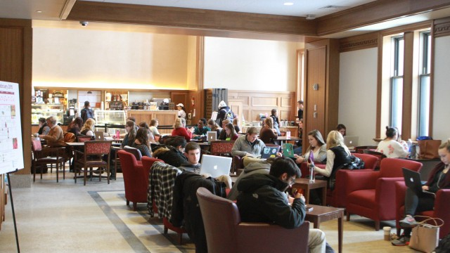 Caffeine On Campus: A Look At Coffee Suppliers' Role Within BC Dining