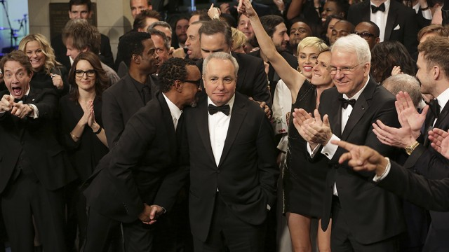 For 'SNL', A Mixed Bag Of Emotions At 40th Anniversary Special