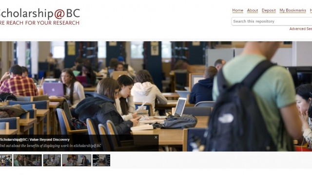 University Launches Site For Scholarly Work