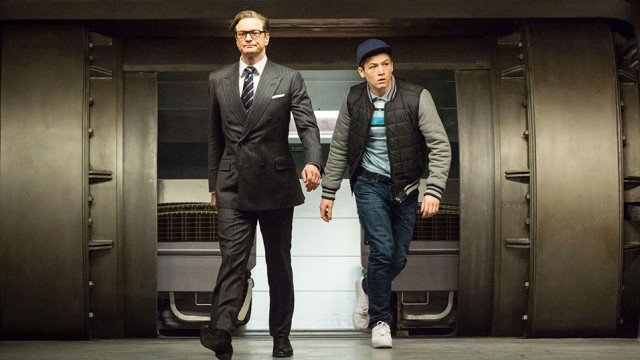 'The Kingsman' Is A Fine Suit Laid In A Dumpster