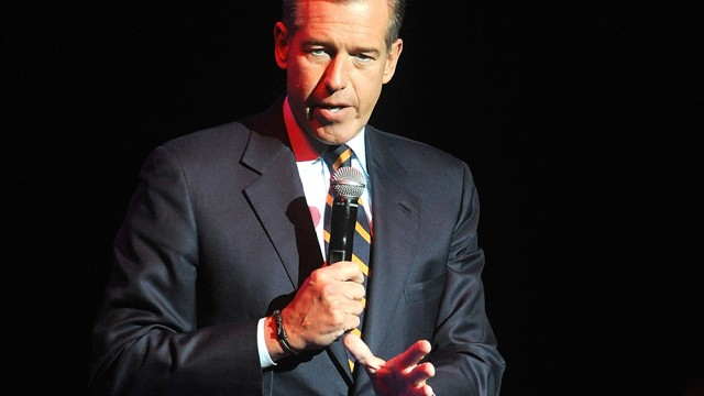 The Legend Of Brian Williams