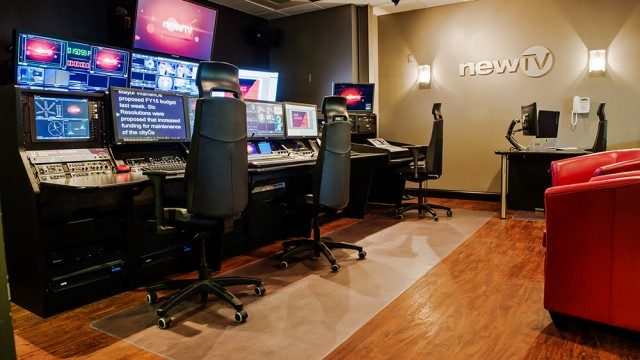A New Vision: NewTV Offers Film Opportunities For Local Students