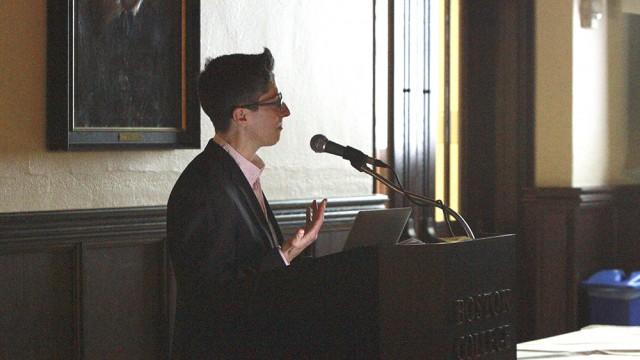 MacArthur Fellow Discusses Childhood, Cartooning Career