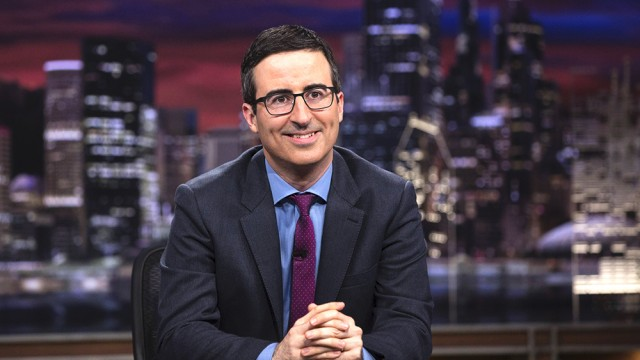 John Oliver Returns: An Examination In Leisure