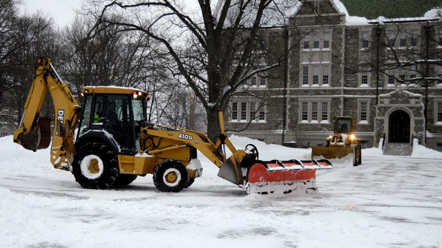 University Makes Right Call With Delay