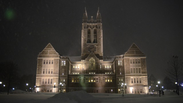 University To Close Monday, Classes Moved To Thursday