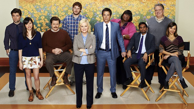 """Parks And Rec,"" The State Of The Union, And Us Somewhere Inbetween"