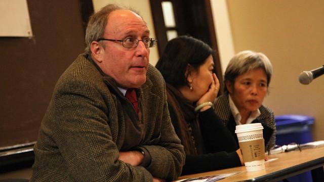Chinese NGO Activist Visits BC, Discusses Public Involvement